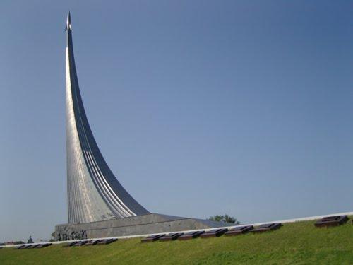 Museo de la cosmonáutica rusa - Moscú
