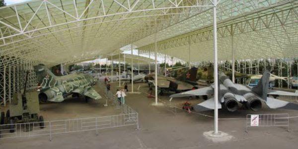 Museo del armamento ruso