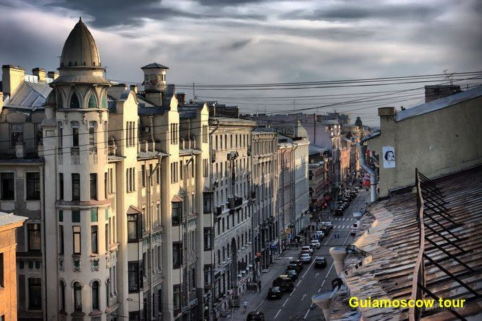 Traslado a Pavlovsk