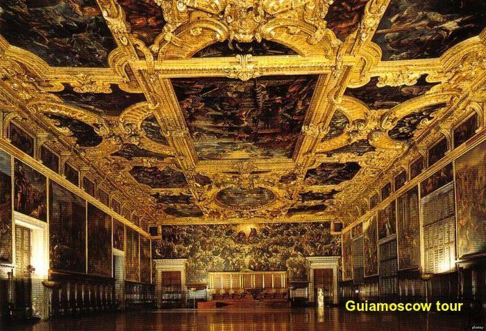Tour en el Gran Palacio