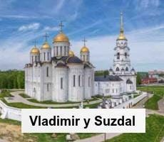 Suzdal y Vladimir