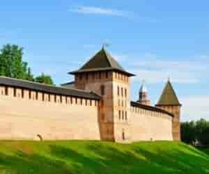 Tour a Veliky Novgorod.