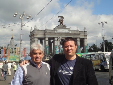 Turistas Argentinos - Guia en español Moscú.