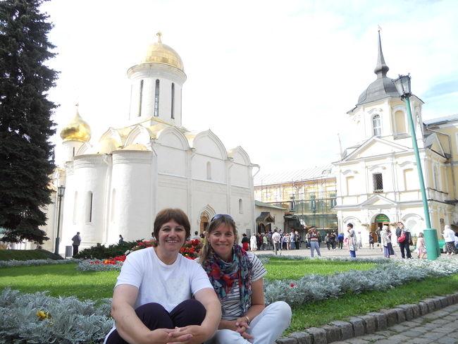Turistas de Argentina, Guiamoscow tour verano 2014