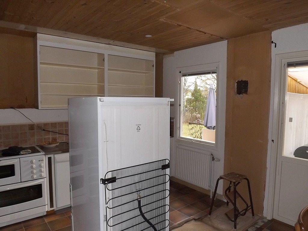 Abriss der alten Küche