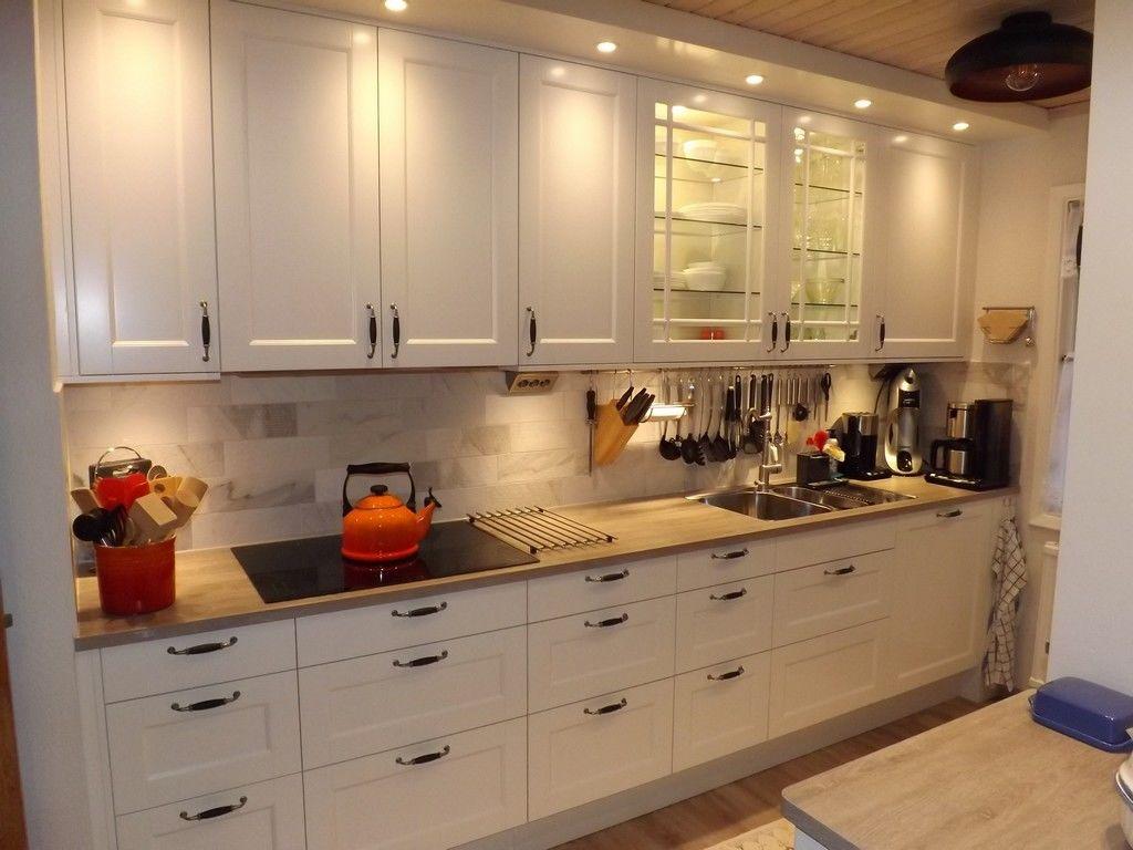Neue Küche fertig