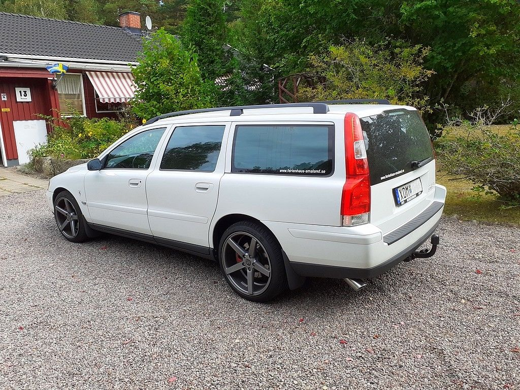 Volvo V70 T5 AWD
