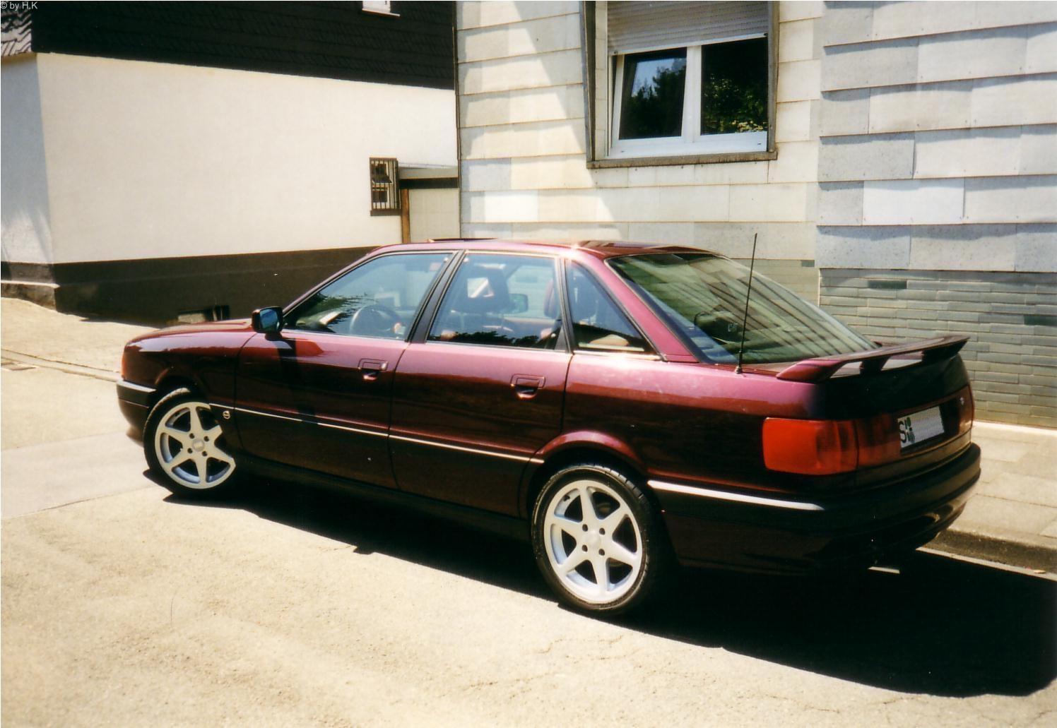 Schraubensatz für Audi 80 und Audi 90