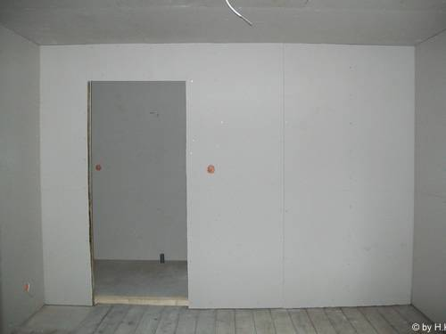 rigips wand verkleiden wohn design. Black Bedroom Furniture Sets. Home Design Ideas