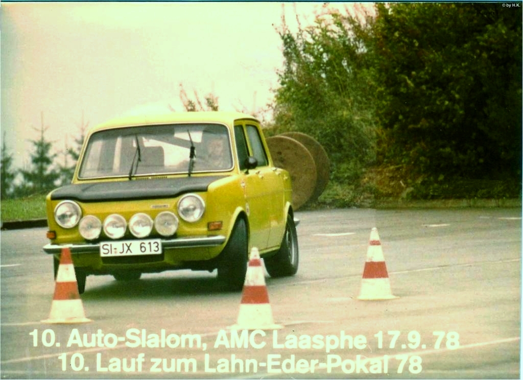 Simca Rally II