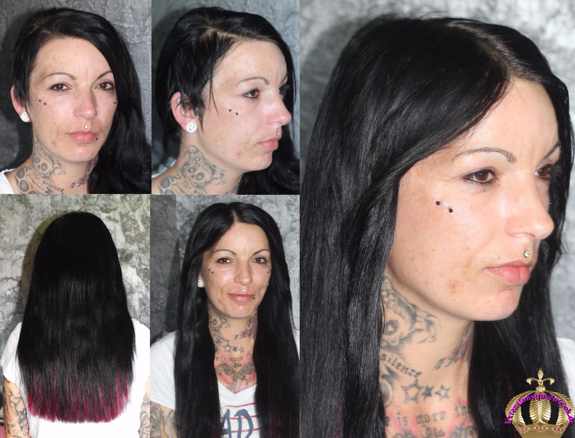 Haarverlangerung fur ganz kurze haare