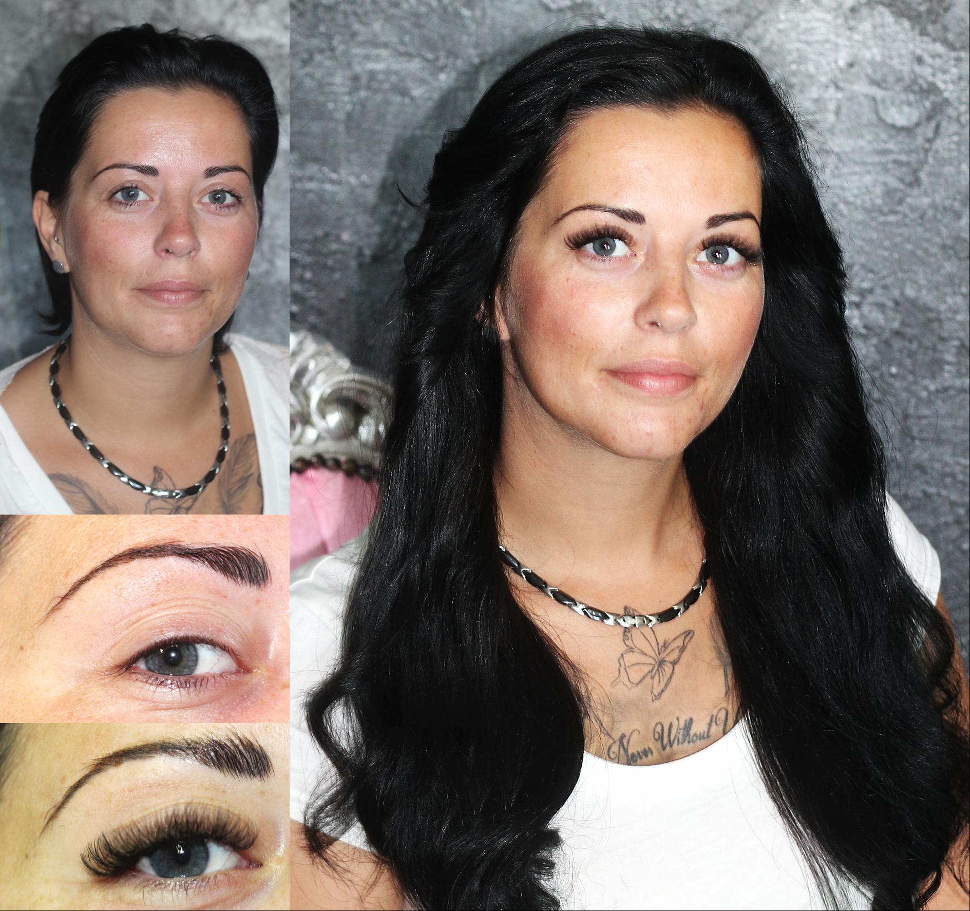 Willkommen Im Beautystudio Extensionsqueen Als Makeupartist Und