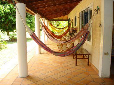 Hamacas mexicanas artesan as online colgar una hamaca - Sillas colgantes del techo ...