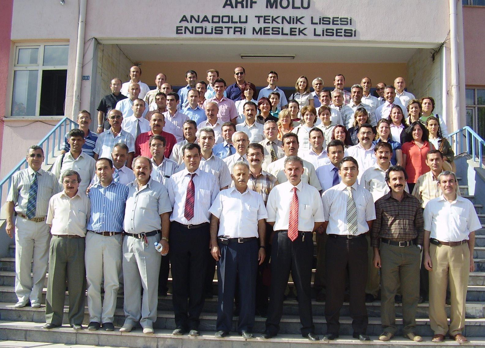 Arif Molu Teknik ve Endüstri Meslek Lisesi Kayseri