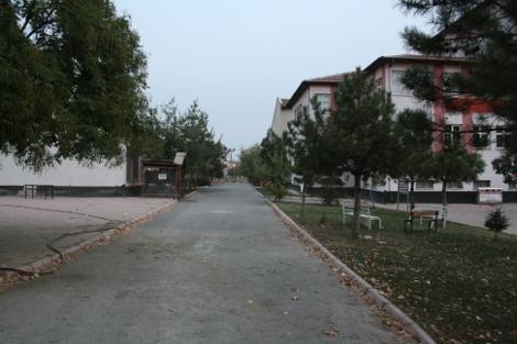 arif molu, bahçe, çevre düzenlemesi, kayseri büyükşehir belediyesi, kocasinan belediyesi