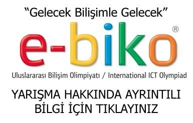E-biko, Uluslararası Bilişim Olimpiyatı