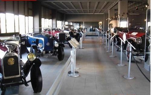 otomobil müzesi, müzede eğitim