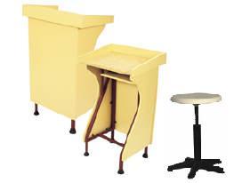 ogretmen, kursusu, masası, okul, kürsüsü