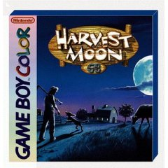 Cover von Harvest Moon GBC