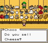Natürlich habe ich Käse!