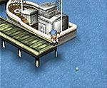 Angeln im Meer