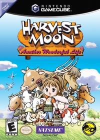 Cover von Harvest Moon - Another Wonderful Life