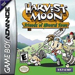 Cover von Harvest Moon FoMT