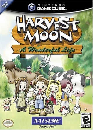 Harvest Moon AWL Cover