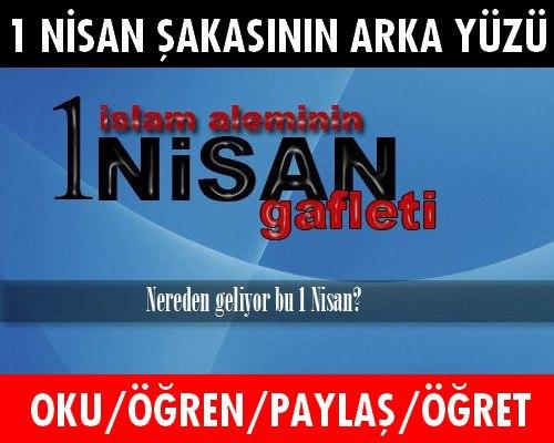 1 Nisan
