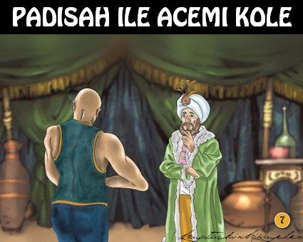 Padişah ile Acemi Köle