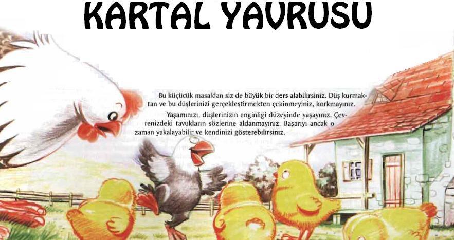 Kartal Yavrusu