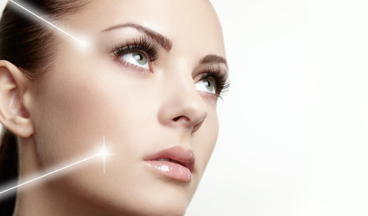 lazer tedavisi, laser treatment
