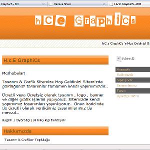 h.C.e Portakal Tasarımı