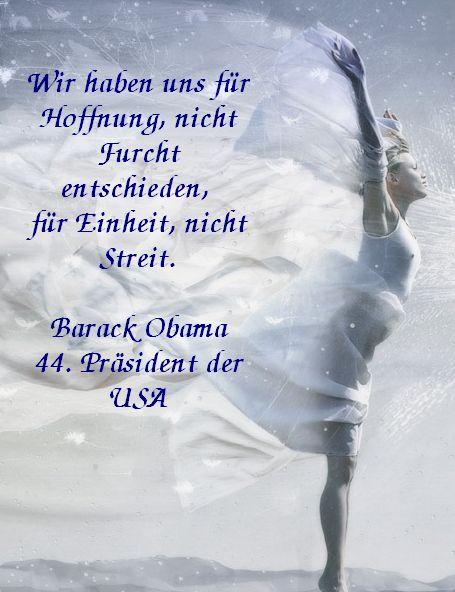 Barack Hussein Obama geb. 04. August 1961 in Honolulu, Hawaii ist ein US-amerikanischer Politiker und seit dem 20. Januar 2009 der 44. Präsident der Vereinigten Staaten.
