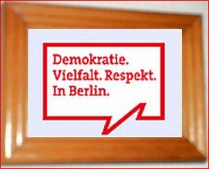 - und NICHT NUR in Berlin - sondern überall und jeden Tag !