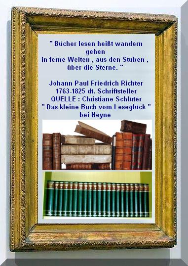 Johann Paul Friedrich Richter - später Jean Paul
