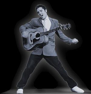 Elvis bleibt einfach unvergessen !