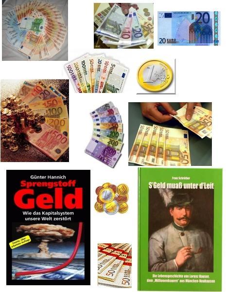 Geld regiert die Welt - leider - :-(