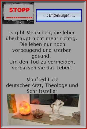 Manfred Lütz - Darum sollte jeder Mensch individuell sein eigenes Maß finden .