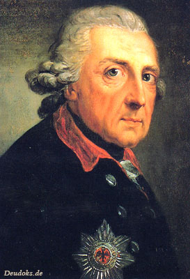 Friedrich II Der Große