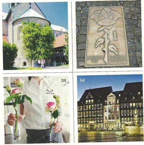 Hildesheim im Bundesland Niedersachsen