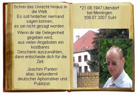 Joachim Panten
