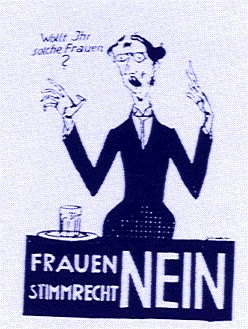 Frauenstimmrecht
