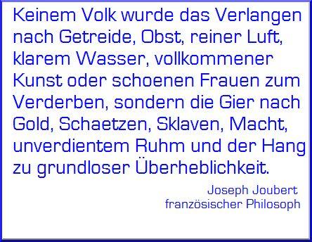Joseph Joubert war ein französischer Moralist und Essayist.