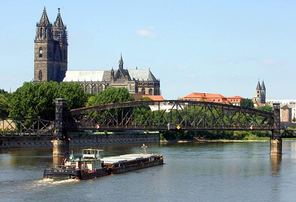 * Magdeburg *