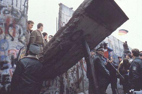 Die Mauer fällt