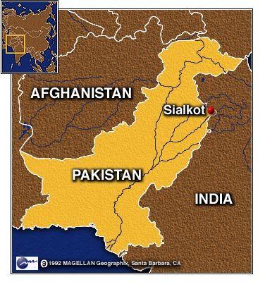 Grenzländer Indien und Afghanistan