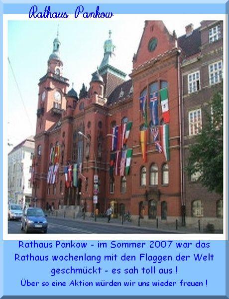 Rathaus Berlin - Pankow