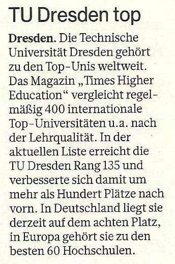 TU in Dresden