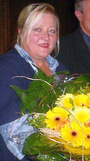 Marianne Sägebrecht hier Glückwunsch zum 65. Geburtstag